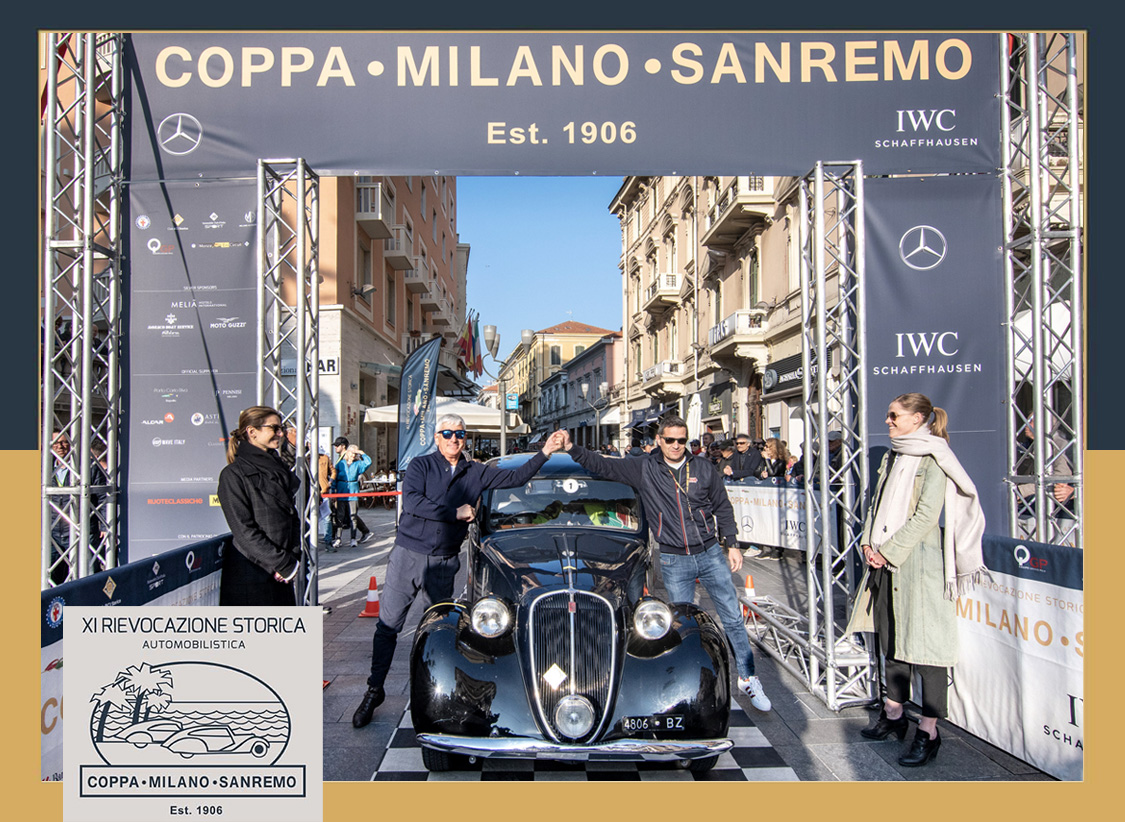 Coppa Milano Sanremo 2019